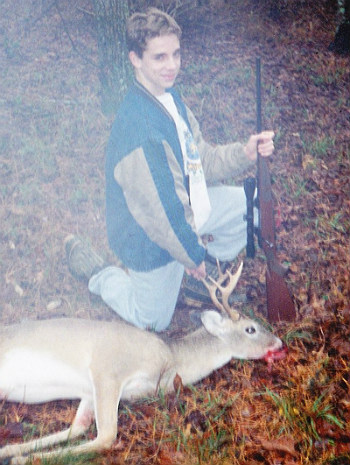 My first deer: An unforgettable experience