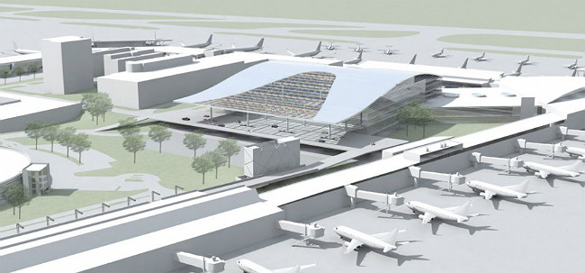 Expansion of Helsinki Airport begins