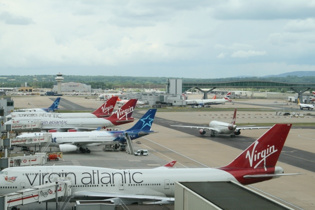 London Gatwick plans expansion, 2nd runway utilization