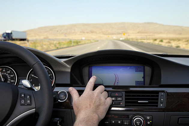 Are infotainment systems putting driver lives at risk?