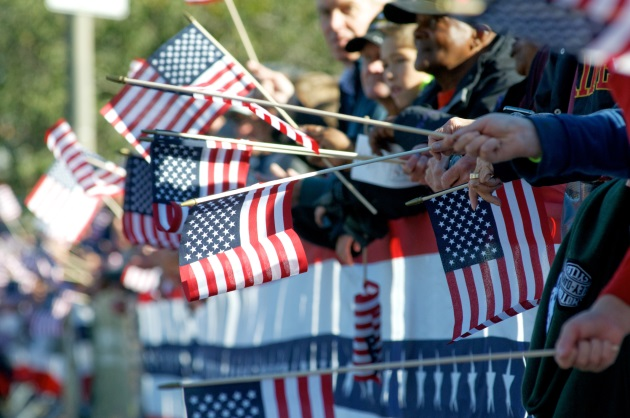 Top Veterans Day celebrations for 2018