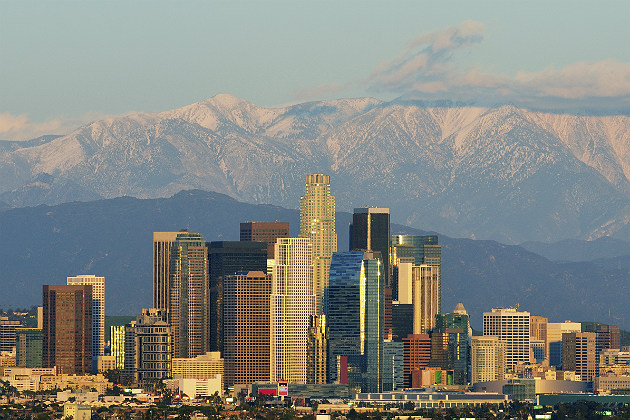 Bullish plans for downtown Los Angeles development