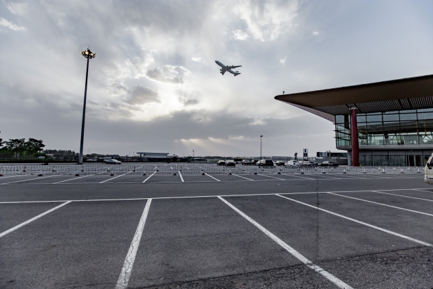 Reimagining airport parking to support the travel industry