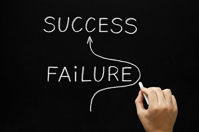 The overachiever's guide to overcoming failure