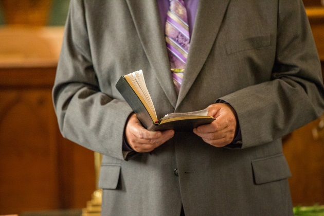 Why what your pastor wears is important to what they say