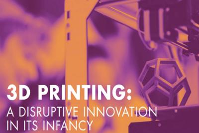 Best of plastics: 3-D printing