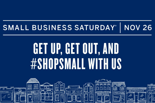 Small Business Saturday: How your company can get involved