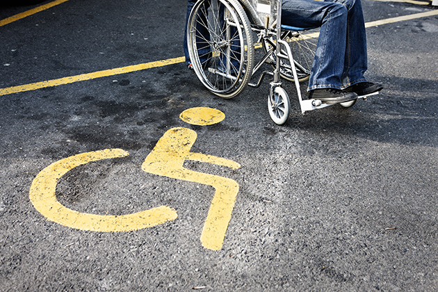 Looking both ways at the significant dangers to pedestrians in wheelchairs
