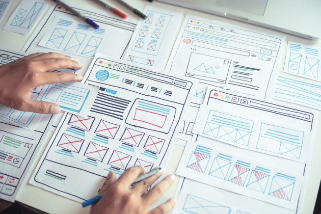 How web development and UX can improve ROI