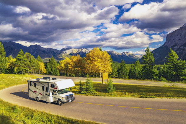 Handling money while RVing