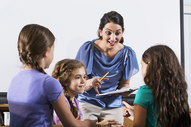 Incorporating drama in the language classroom