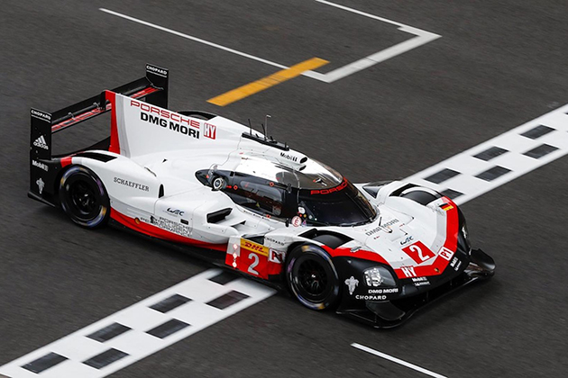 Porsche may be gearing up for a run at Formula 1