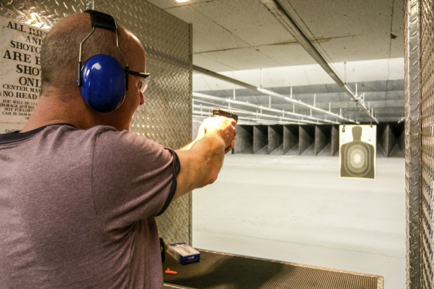 The best live fire drills to do at the range