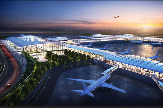 Excitement and a bright future for Kansas City International Airport