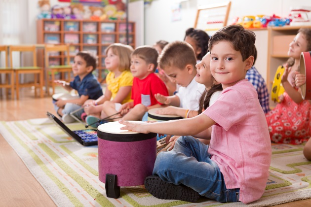 Tips for teaching kindergarten music classes