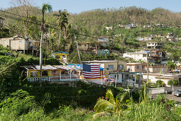 How will Puerto Rico fix its energy grid?