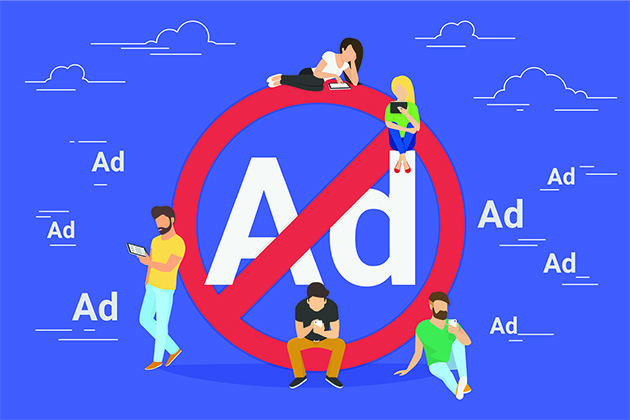 Online publications fight back against ad blockers