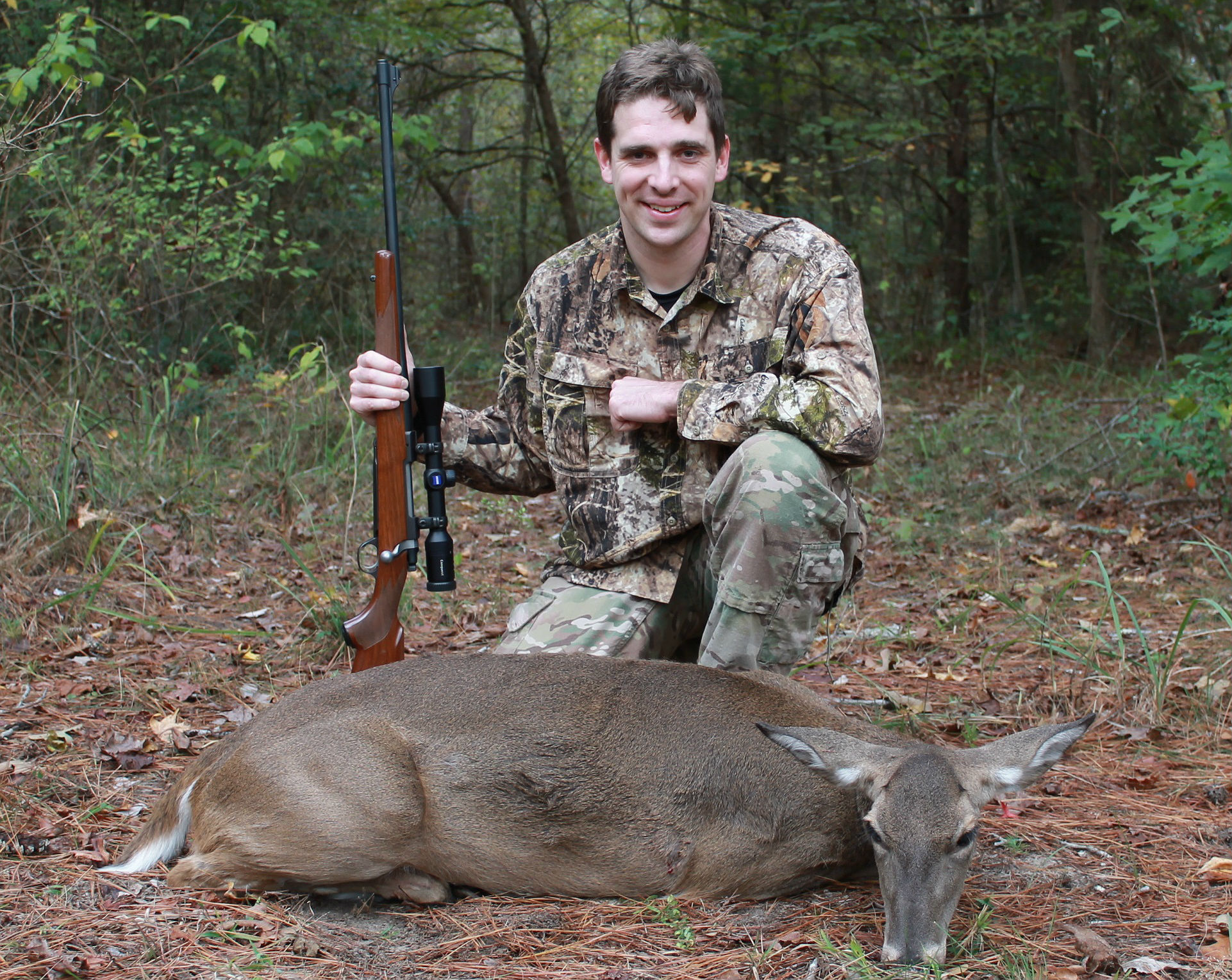 Despite the rain, Texas deer season opens with a bang