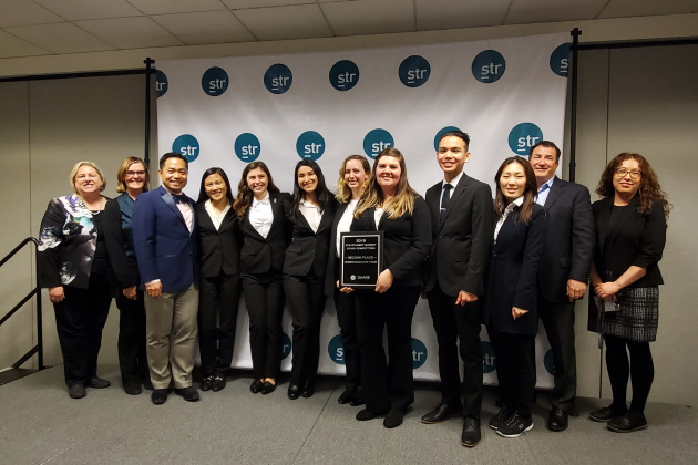 Promoting student success at the STR Student Market Study Competition
