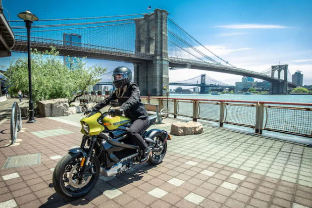 Harley-Davidson goes electric