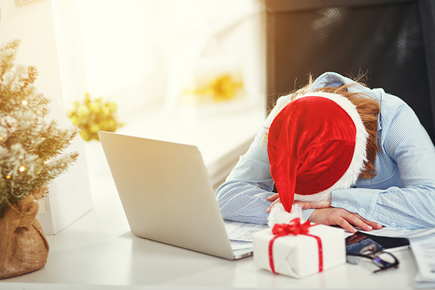 Holiday stress: The secret cost of the season