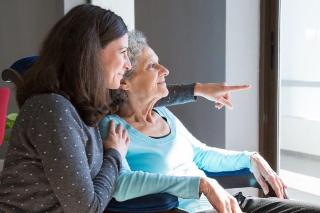 The care and humanity of caregiving