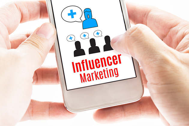 Get influencers talking about your brand for the holidays