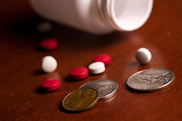 High drug costs: The other side of the coin