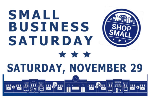 How your business can get ready for Small Business Saturday