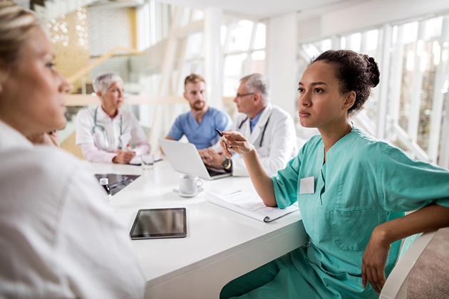 Catching the common cold of healthcare: Leaders who don't listen