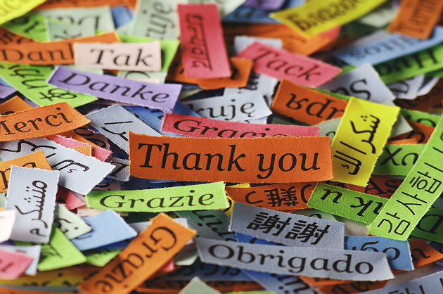 An attitude of gratitude in the workplace