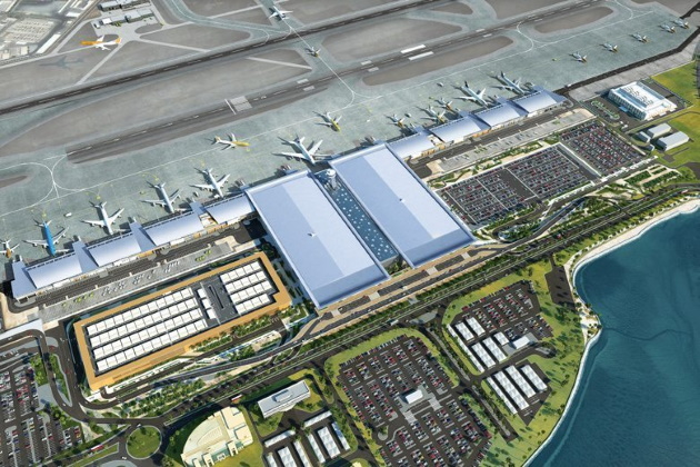 Bahrain's new airport ambitions outshine current expansion