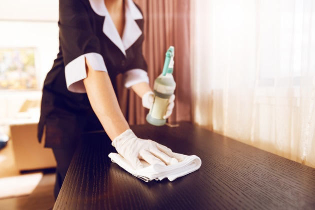 8 tips to avoid hotel hygiene horrors