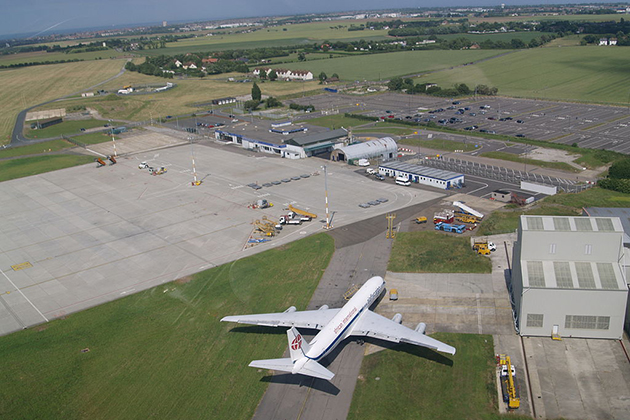 England's Manston Airport set to reopen for flights and cargo