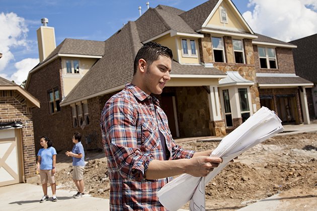 Housing industry gaining momentum
