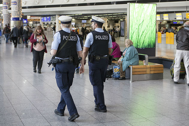 Airports face up to security challenges in wake of ISIS attacks