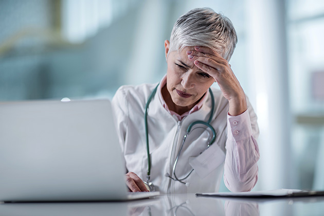 New study blames 3 factors for rapidly increasing physician burnout
