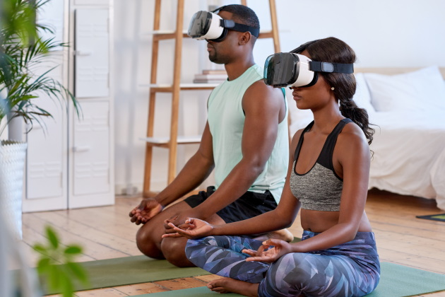 Making the most out of a virtual wellness retreat: Tips to stay present and minimize distractions