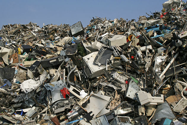 Multibrief the case for environment friendly e waste for Household hazardous waste facility design