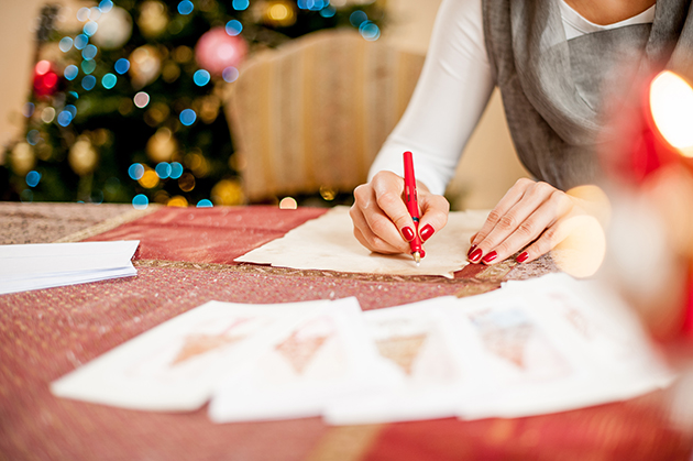 A personal touch makes for a happier holiday season
