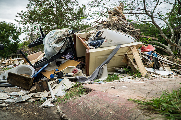 Good and bad news for Houston's post‑Harvey rebuilding efforts