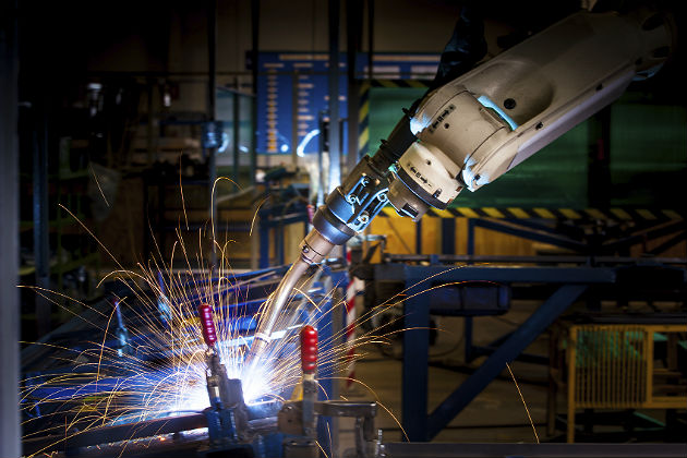 Is AI the secret to manufacturing efficiency?