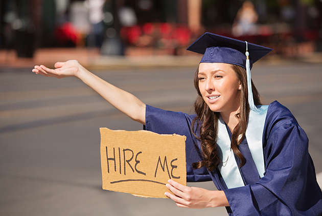 Making the financial case for job search education on campus