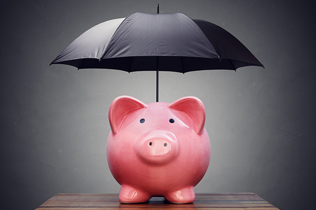 Managing the association's rainy day fund