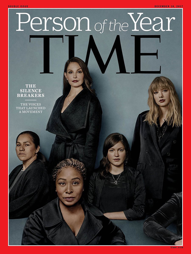 Time's Person of the Year reflects new norms in business culture