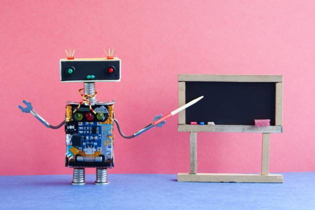 Will 'robots' make good teachers?