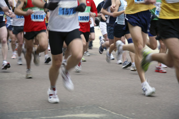 Marathon runners may risk kidney damage