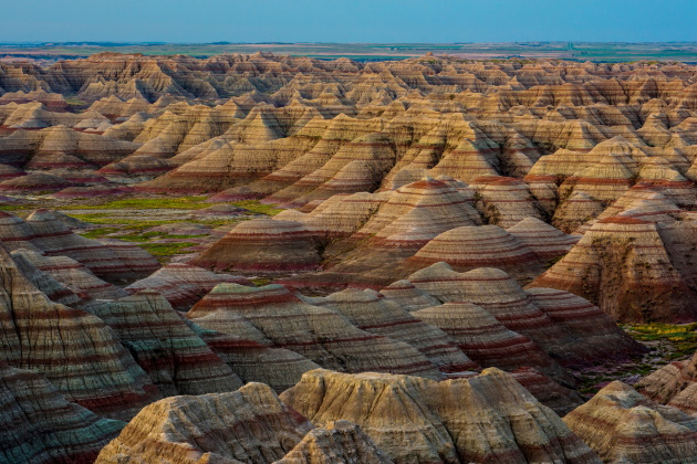 Good reasons to visit the Badlands