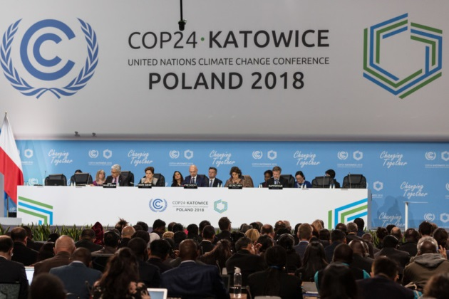 UN climate talks polarized by protest, coal politics