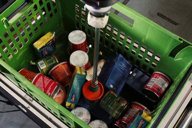Ocado's robots are changing the grocery industry
